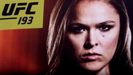 UFC 193 Embedded Ronda Rousey
