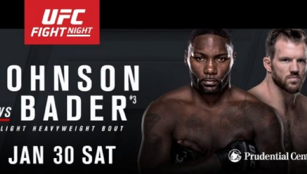 UFC on FOX 18 Johnson vs Bader