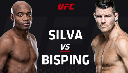 UFC London - Anderson Silva vs. Michael Bisping Results