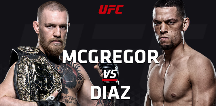 mcgregor vs diaz