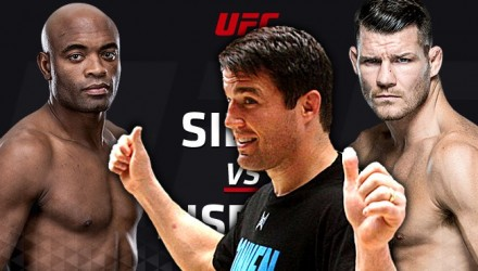 Chael Sonnen Silva vs Bisping Preview