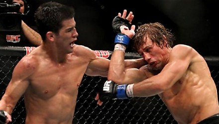 Dominick Cruz vs Urijah Faber