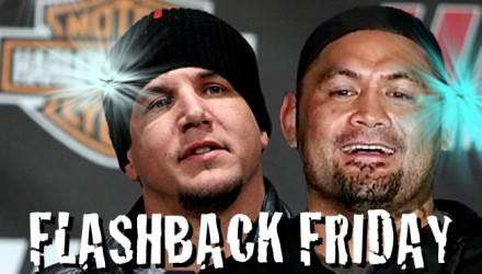 Frank Mir and Mark Hunt - Flashback Friday
