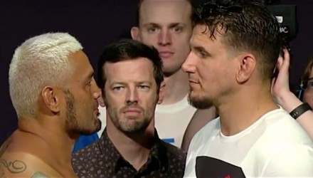 Mark Hunt vs Frank Mir