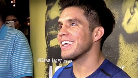 Henry Cejudo UFC 197 Open Workout