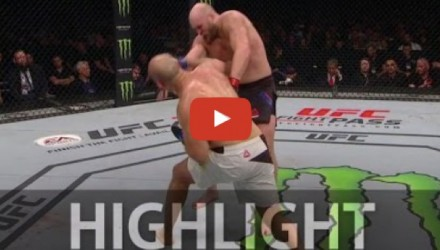Junior dos Santos UFN86 Highlight Fox