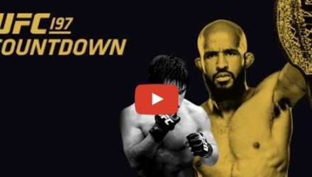 UFC 197 Countdown Demetrious Johnson vs Henry Cejudo