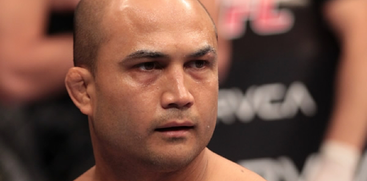 BJ Penn Returns from Suspension to Face Ricardo Lamas in UFC ...