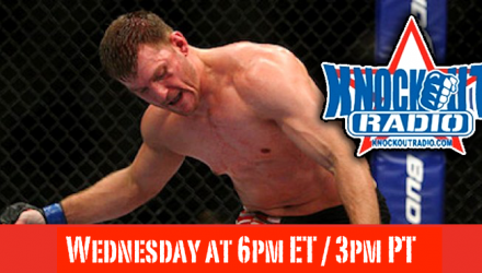 Knockout Radio LIVE with Stipe Miocic