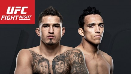 Anthony Pettis vs Charles Oliveira