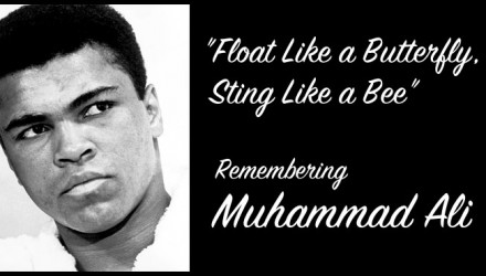 Muhammad Ali - Remembering the Greatest