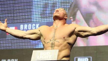 Brock Lesnar - UFC 200 weigh-in