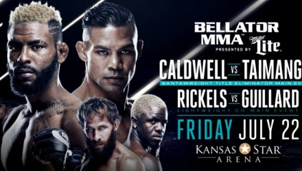 Bellator 159 Fight Poster