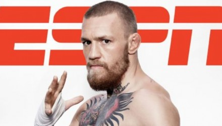 Conor McGregor ESPN Body Issue 2016