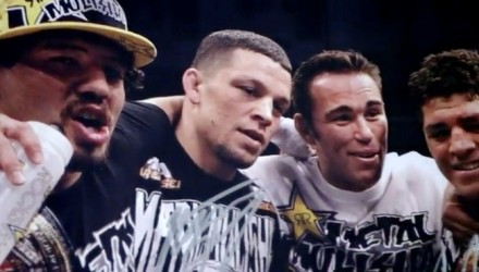 Gilbert Melendez and the Diaz Bros Road to the Octagon