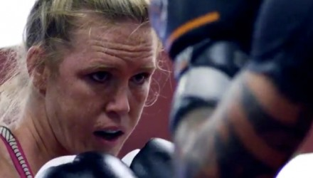 Holly Holm Road to the Octagon