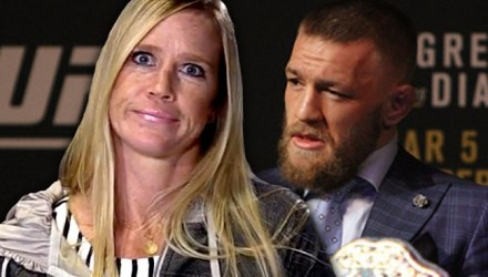 Holly Holm and Conor McGregor - Most Tested