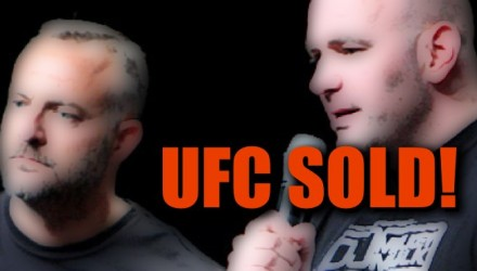 Lorenzo Fertitta and Dana White UFC Sold