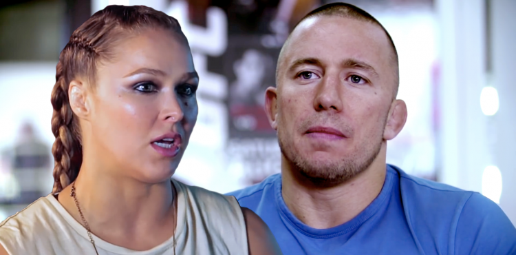 The hurt business movie trailer featuring jon jones ronda rousey the hurt business movie trailer featuring jon jones ronda rousey georges st pierre and more mmaweekly publicscrutiny Gallery