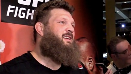 Roy Nelson UFC Fight Night 90