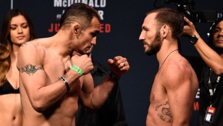 Tony Ferguson vs Landon Vannata