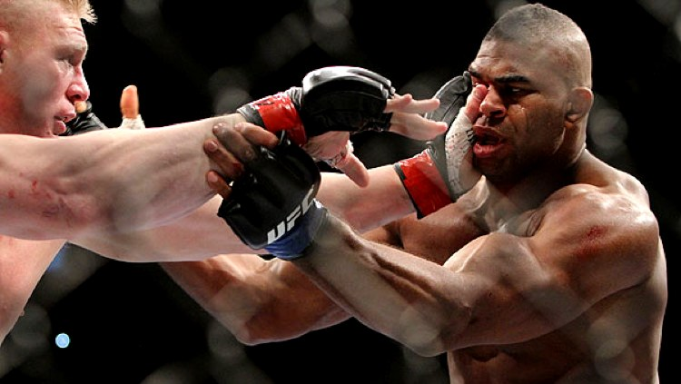 Alistair Overeem Disappointed Not Surprised Brock Lesnar