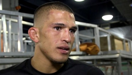 Anthony Pettis UFC Post Interview