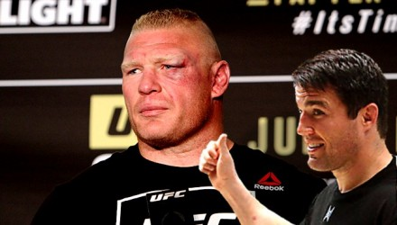 Chael Sonnen - Brock Lesnar is Done Fighting