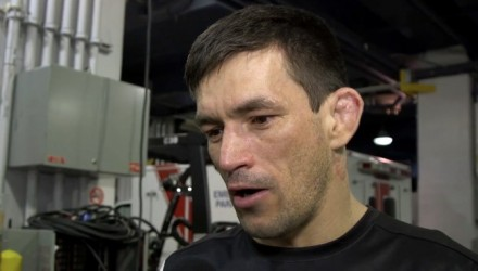 Demian Maia UFC Post Interview