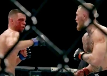 Nate Diaz vs Conor McGregor Bad Blood