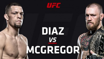 UFC 202: Diaz vs. McGregor 2 Live Results