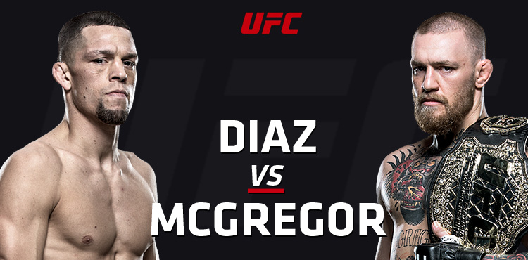 UFC 202: Diaz vs. McGregor 2 F...