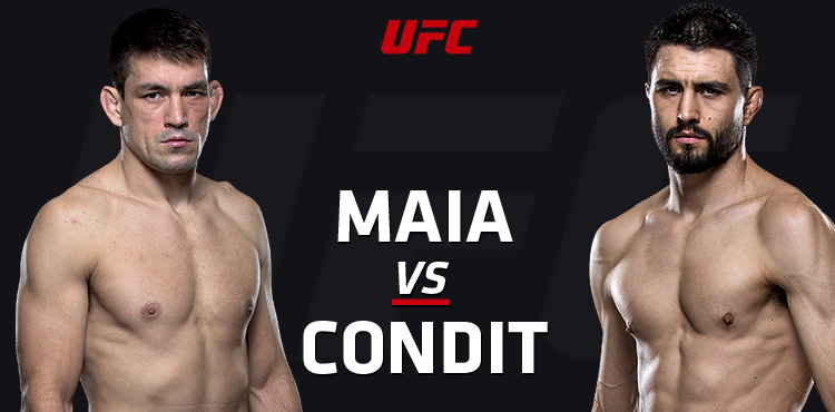 UFC on FOX 21: Maia vs. Condit...