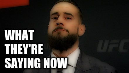 CM Punk - what they say now