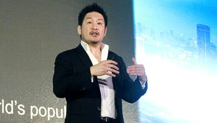 Chatri Sityodtong at ONE Summit