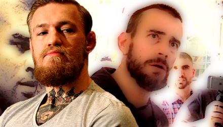 Conor McGregor respects CM Punk