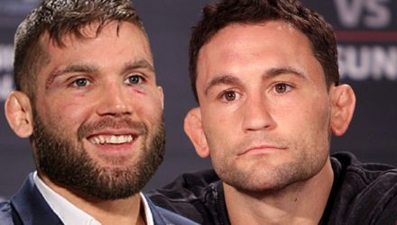 Jeremy Stephens vs. Frankie Edgar - UFC 205