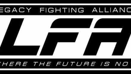 Legacy Fighting Alliance Logo - LFA