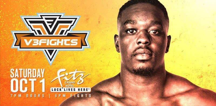 Rampage Jackson S Cousin Nick Payne Looking To Add V3 Title To