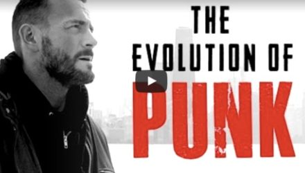 The Evolution of Punk - CM Punk