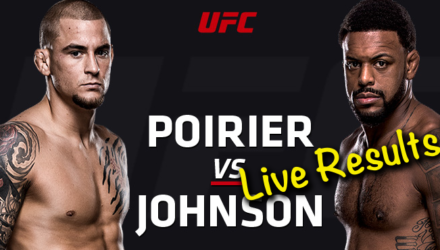 UFC Hidalgo Live Results and Fight Stats