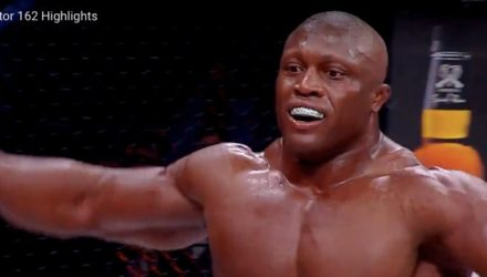 Bobby Lashley Bellator 162 highlights