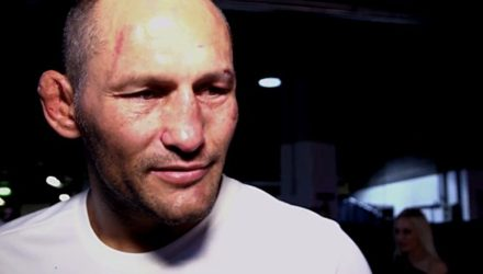 Dan Henderson UFC 204 Backstage Interview