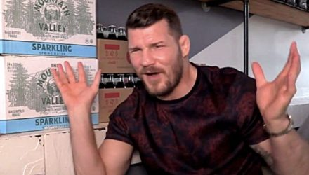Michael Bisping - Don't be scared homie