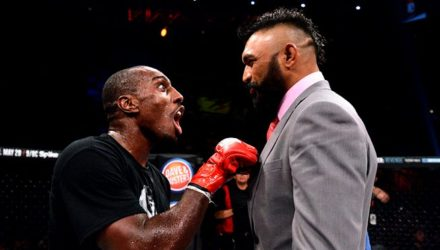 Phil Davis vs Liam McGeary - Bellator