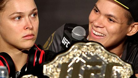 Ronda Rousey vs Amanda Nunes for UFC Belt