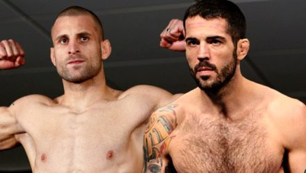 Tarec Saffiedine vs Matt Brown