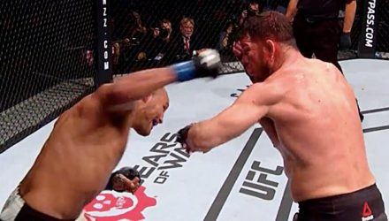 UFC 204 Fight Motion - Henderson vs Bisping