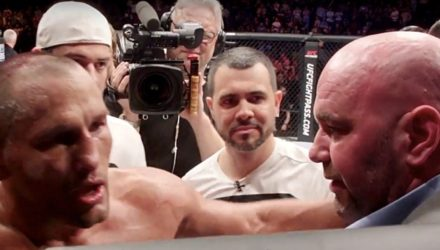 UFC 204 Thrill and Agony
