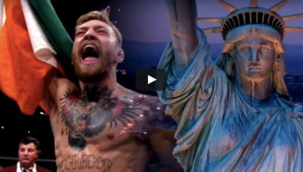 UFC 205 Conor McGregor Statue of Liberty Promo Vid